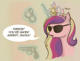 COP CADANCE by iRaincloud