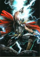 rages of thor by rudyao