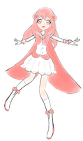AT: Cure Cutesy by SilverRose808