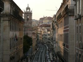 Lisbon by the-rope