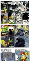 Frank Miller's Strong Female Heroes: Carrie Kelley by StevenEly