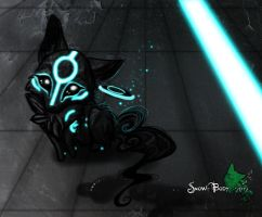 Tron Ammy by Snow-Body