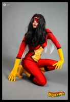 SPIDER WOMAN 02 by Prometheacosplay