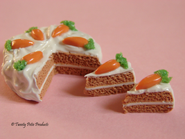 Carrot Cake by birdielover