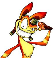 Daxter by Monroe-West