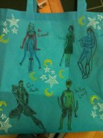 Rangers on a tote! by waterfish5678901