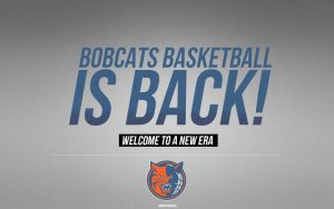 Charlotte Bobcats Wallpaper by Angelmaker666