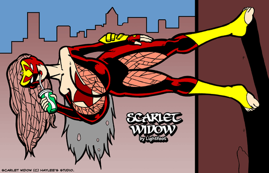 This Little Spider by lightfootcomics