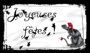 + Joyeuses fetes + by M0onQueen