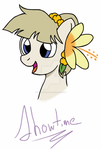Pacific Ponycon Misson Bell by ShowtimeandCoal