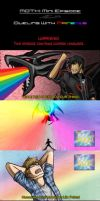 MOTH: Dueling With Rainbows by Nanaga