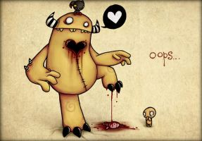 Heartless Droll by Strapstar