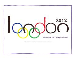 2012 London Olympics 3 by HuoXingC