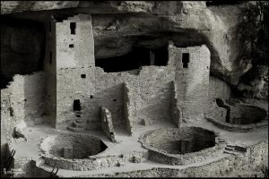 Mesa Verde- Cliff Palace by PBPhoenix