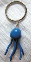 Jellyfish Keychain by lavadragon