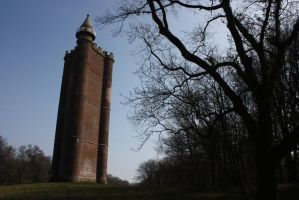 King Alfred's Tower 1 by Topaz172