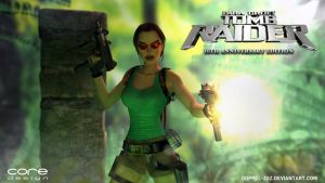 Tomb Raider Anniversary edition: Lost Valley by doppeL-zgz