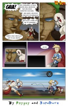 GGguys 93 God of War IV by SupaCrikeyDave