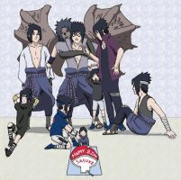 Sasuke B-Day by SupremeDarkQueen