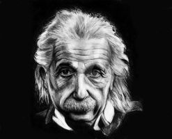 einstein by caba84