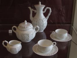 Set of tea by fairling-stock