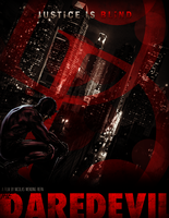 Marvel's THE DAREDEVIL by MrSteiners