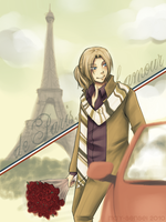 APH - de Paris, avec amour by mayhugs
