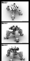 Walker Tank 67 Occlusion by NuMioH