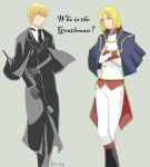 APH_Who_is_the_Gentleman?color by BennucciaCartuccia