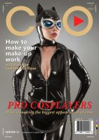 Cat woman Cosplay Cover 4 by moshunman