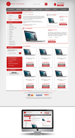 Online Shop by h1xndesign