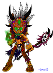 Cosplay:: The Witch Doctor by Sonar15