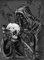Tech Priest -Mechanicus- by Sumaki
