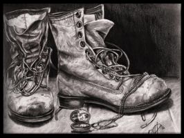 old boots by lapam04