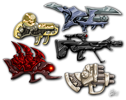 Guns 3 by KupoGames