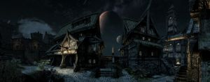 Skyrim Theme park - Solitude by skyrimphotographer
