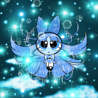 Ice Blossom by PowerpuffBaylee