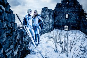 Claymore by lokinst