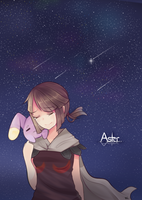 :Aster: by Pichu-Pii