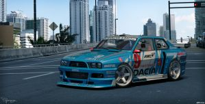 Dacia 1310 tuning 8 by cipriany