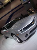 2010 Chevrolet Camero by DracosStarlight
