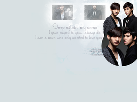 Changmin x Yunho - Only Wanted Love by Crimson-Truth