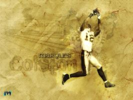 Marques Colston by metalhdmh