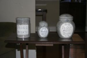 My Sally Jars 2 by Mscheveous