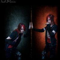 Real Life - gothic dolls by Sivali-Delirium