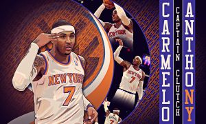 Carmelo Anthony Wallpaper by tmaclabi