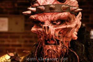 Oderus the Destroyer.. by straightfromcamera