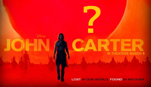 Could John Carter have been saved? by SavageScribe