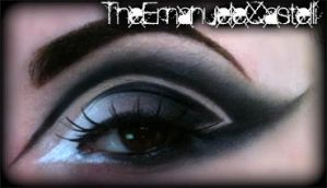 Dark Galaxy - Make up by TheEmanueleCastelli