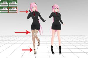 MMD Tda Luka Admin Download !! by InoriAruma